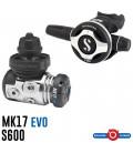 MK17 EVO/S600 Scubapro