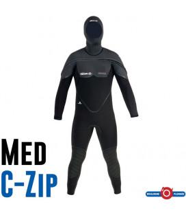 MED C-ZIP Beuchat Homme