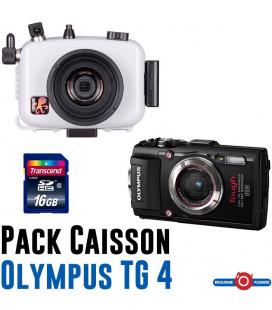 Pack caisson Ikelite + Olympus TG-4