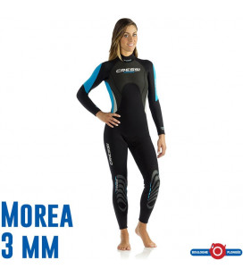 MOREA LADY 3mm Cressi Sub