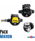 PACK TRAVEL MIKRON BLEU DIN AQUA LUNG