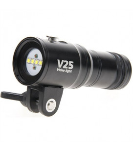 I-Torch Fish Lite V25 - 2800 Lumens + rouge