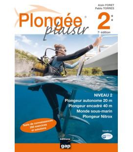 Plongée Plaisir Niveau 2 - Plongeur autonome