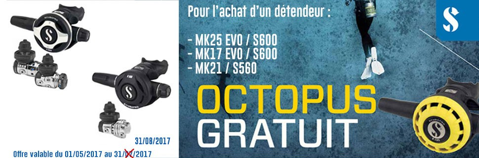 Offre octopus