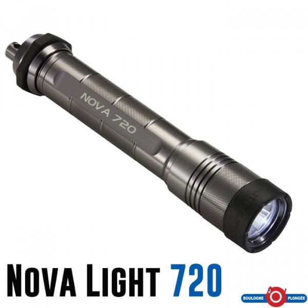 Lampe NOVA LIGHT 720 Scubapro