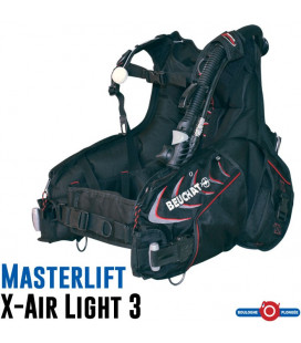 Gilet MASTERLIFT X-AIR LIGHT 3 Beuchat