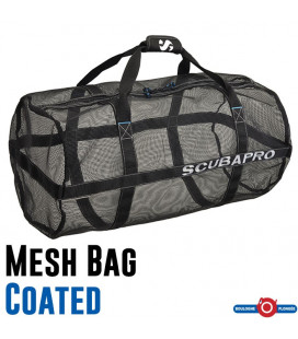 MESH BAG COATED