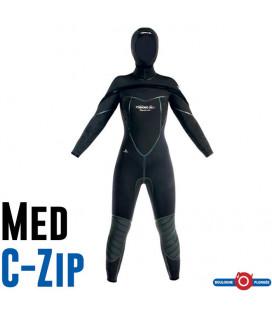 MED C-ZIP Beuchat Femme