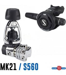 MK21/S560 SCUBAPRO