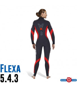 FLEXA 5.4.3 She dive Mares