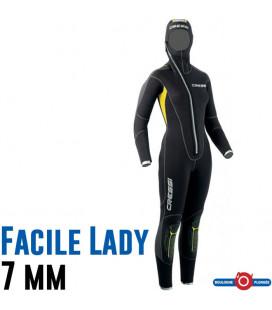 FACILE Lady Cressi Sub