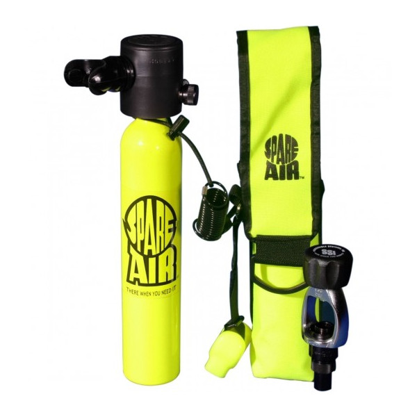 Kit SPARE AIR 300 complet (compatible Nitrox)