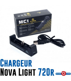 CHARGEUR NOVA LIGHT 720R