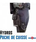 Poche de cuisse HYDROS Scubapro