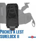 Poche à plomb Surelock II 4.5kg Aqua lung