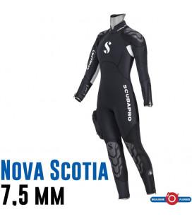 NOVA SCOTIA FEMME 7.5MM Scubapro