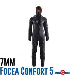 FOCEA CONFORT 5 H 7MM Cagoule Beuchat