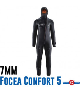 FOCEA 5 F 7MM Cagoule Beuchat