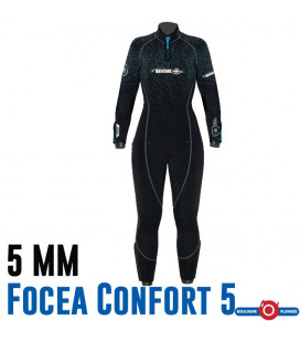 FOCEA CONFORT 5 F 5.5MM Beuchat