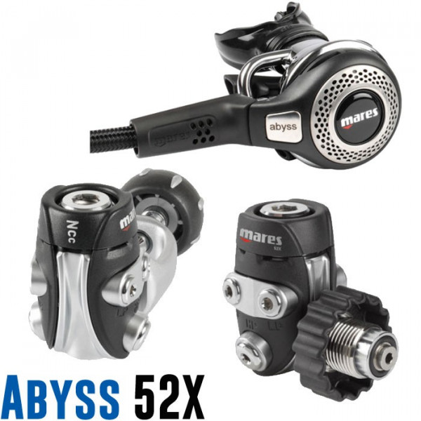 ABYSS 52X Mares