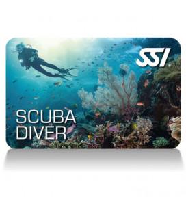 Scuba Diver SSI