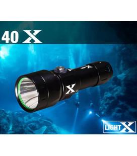 LAMPE LIGHT 40X BERSUB