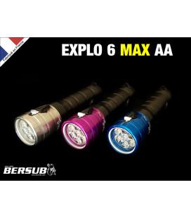 Lampe EXPLO 6 AA Bersub