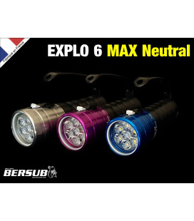 EXPLO 6 AA NEUTRAL Bersub