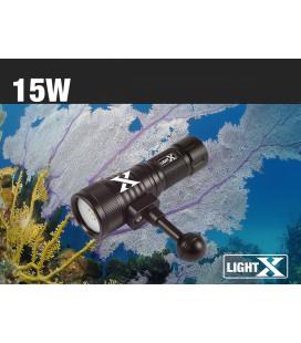 LIGHT X 15W