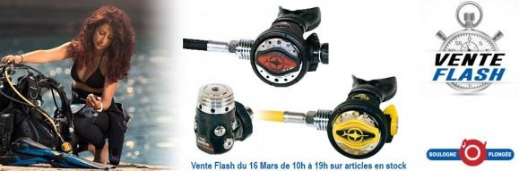 Prochaine vente flash le 16 Mars