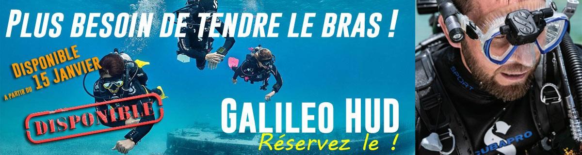 Galileo HUD