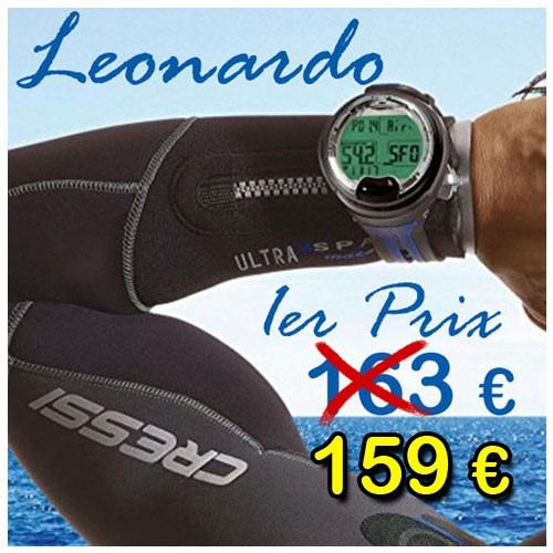 Leonardo Cressi Sub
