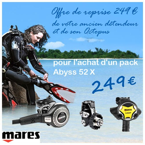 Offre Mares -200€