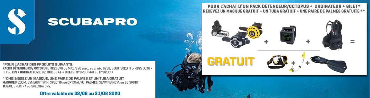 Promotion scubapro