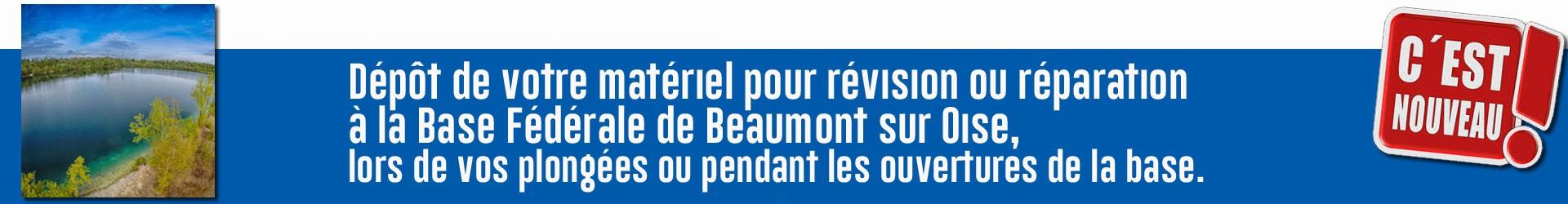Dépôt SAV à Beaumont sur Oise